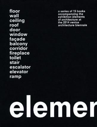 Elements: REM KOOLHAAS